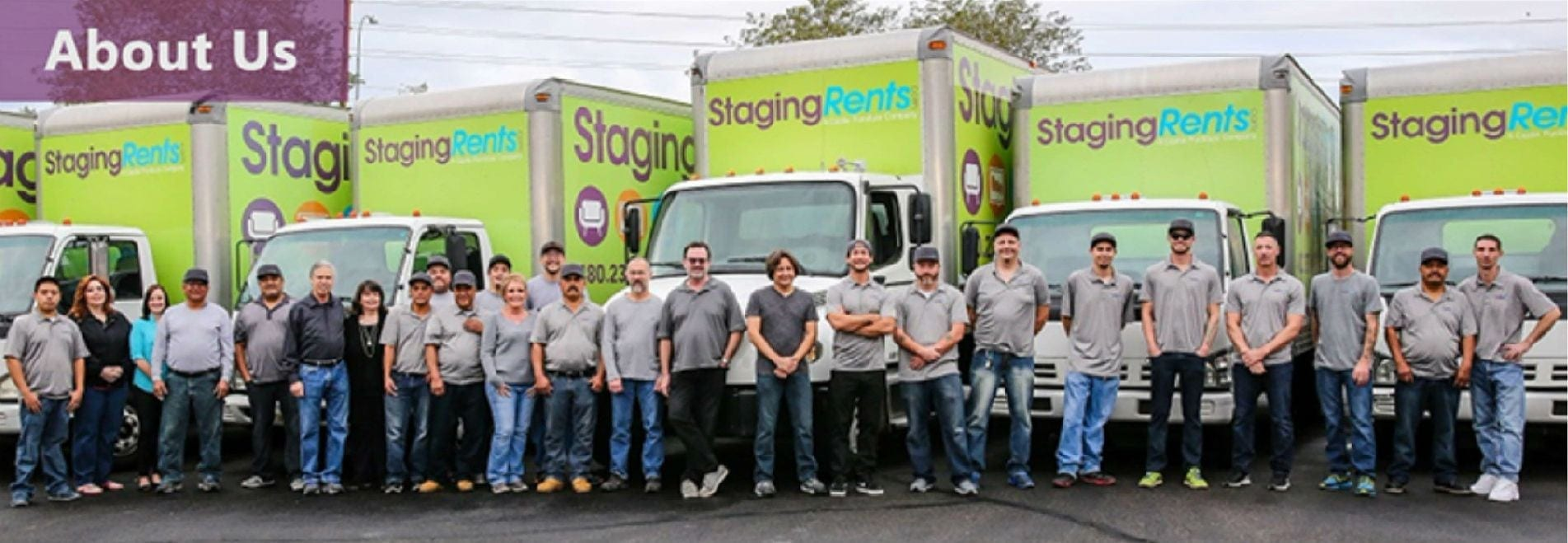 Staging Rents Team