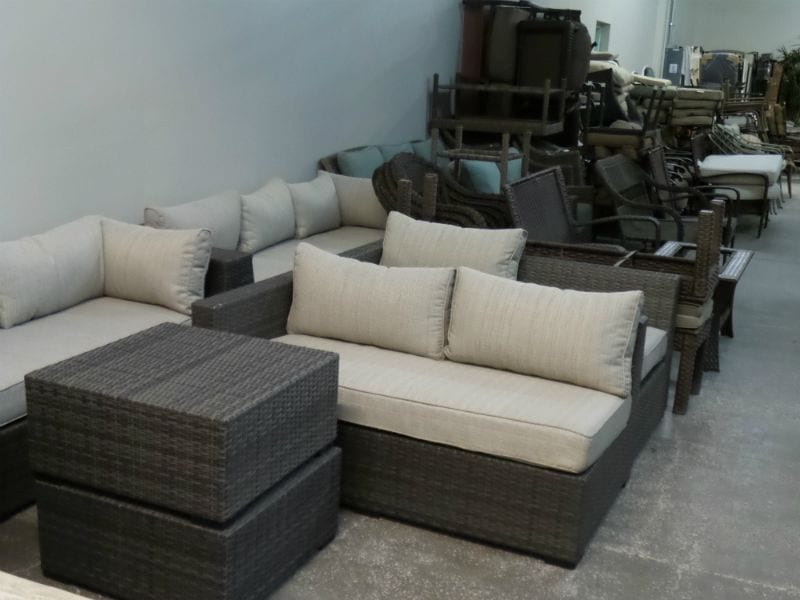 Patio Furniture for Rent