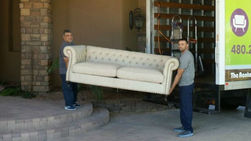 Home Staging Delivery Team